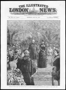 1885-ROYAL-VISIT-TO-LEEDS-Prince-amp-Princess-of-Wales-in-VICTORIA-HALL-109
