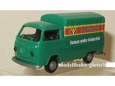 IMU 09055 VW T2 Pritsche Plane Bundeswehr neu,OVP 1:87