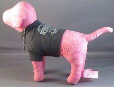 Victoria's Secret Pink Mini Dog Rock N Roll World Tour 86 Victoria Stuffed Toy