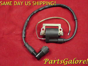 image is loading ignition-coil-wire-amp-90-plug-cap-yamaha-