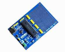 PIC Development Board for DIP40 PICs + PIC16F877 microcontrollers  Microchip