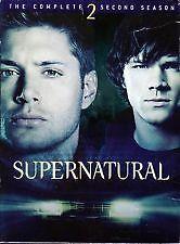 Supernatural-Season-2-DVD-2007-6-Disc-Set-R4-Terrific-Condition-R4
