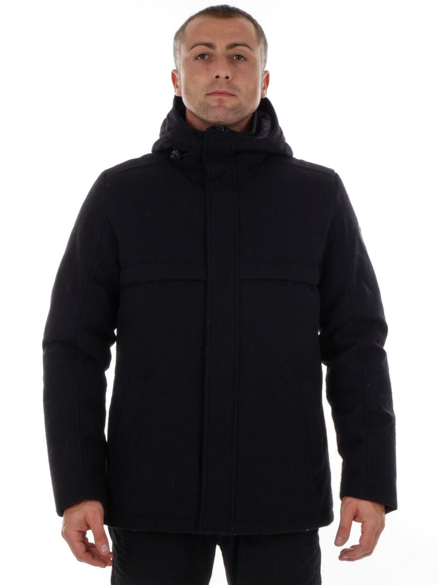 Cmp Doudoune fonction veste manteau noir isolant teflon ®