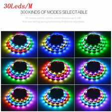 Details about  /1-5m 60 RGB LED Strip with ws2812b 5050 SMD LED ws2812 60 LED//M show original title