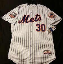 Majestic AUTHENTIC 44 LG. NEW YORK METS, NOLAN RYAN, COOL BASE SHEA PATCH Jersey