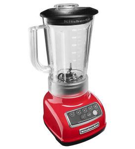KitchenAid-R-KSB1570-5-Speed-Blender-Diamond-Pitcher-Intelli-Speed-Many-Colors
