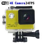 "SJ8000 Waterproof Extreme Sports camera HD 4K WiFi 2.0"" HD 1080p Action Camera"