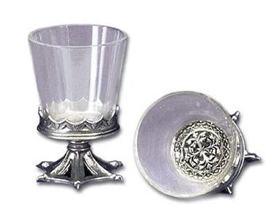 PüNktlich Dracul Shotglass- Alchemy Gothic Fantasy Gothic Glass Goth Vampire Horror Nachfrage üBer Dem Angebot