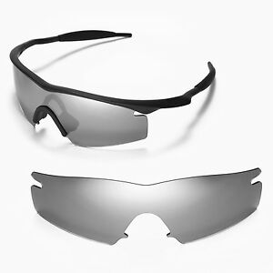 New Walleva Polarized Titanium Replacement Lenses For