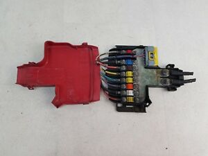 citroen c4 picasso mk1 07 13 engine battery fuse box unit. Black Bedroom Furniture Sets. Home Design Ideas