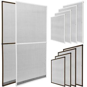 moustiquaire pour porte fen tre cardre en aluminium protection insectes ebay. Black Bedroom Furniture Sets. Home Design Ideas