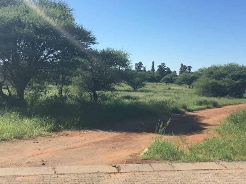 Land in Kimberley now available