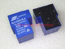10PCS SLA-12VDC-SL-A SONGLE Power Relay 4Pins 12V DC coil PCB type electromagnet