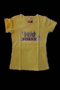Mädchen T-Shirt gelb mit Motiv High School Music 100/% Baumwolle 146//152 158//164