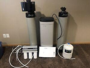 Rainsoft Ec4 Softener Conditioner Laundry Ro System Ebay