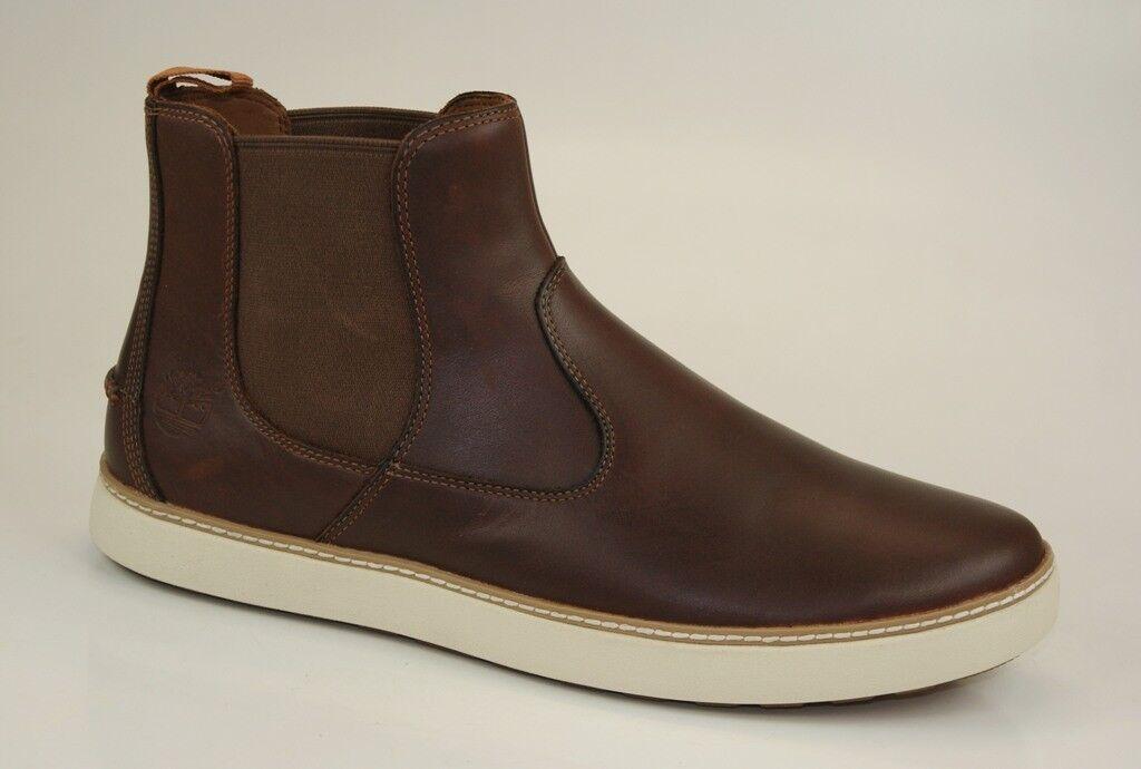 Timberland HUDSTON CHELSEA Boots Herren Schuhe Stiefeletten Stiefel Knöchelhoch