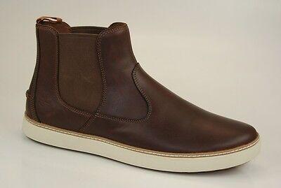 Timberland Earthkeepers Hudston Chelsea Boots Herren Stiefeletten Stiefel 9651A | eBay