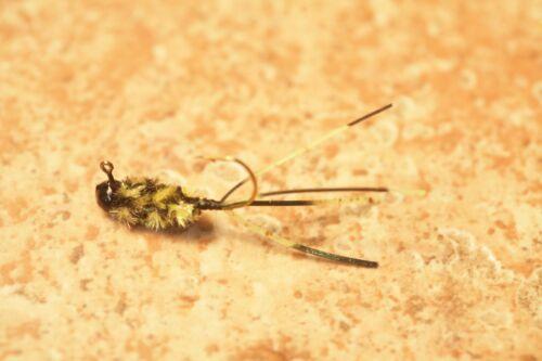 Bee #2 hook sizes,4,6.8.. 4 pk Gypsy Bug