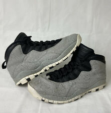 Size 12 - Jordan 10 Retro Cement 2018
