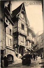 CPA  Báti en 1425,pour Guillaume Pouilhec,seigneur du Chariol et ... (244884)