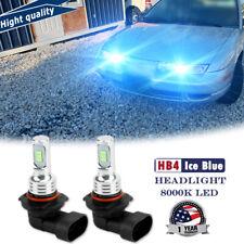2x Ice Blue Led 9006 Hb4 Low Beam Headlight Bulb For Saturn Sl Sl1 Sl2 1991 2002 Fits 1994 Saturn Sl2