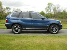 2003 BMW X5, 4.4L, 8 Cyl. AUTO,315Hp,176000 Mi, BAD ENGINE. FOR PARTS OR SALVAGE