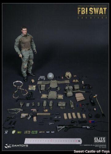 DamToys 1//6 US FBI SWAT Team Agent San Diego Midnight OPS 78044 A// B  Figure