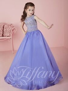 Periwinkle Prom Dress Tiffany Designs