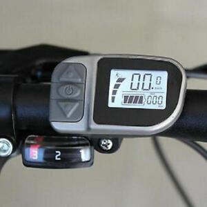 VLCD-6-Small-Kph-Only-Display-for-6-pin-Tongsheng-TSDZ2-Torque-Mid-Drive