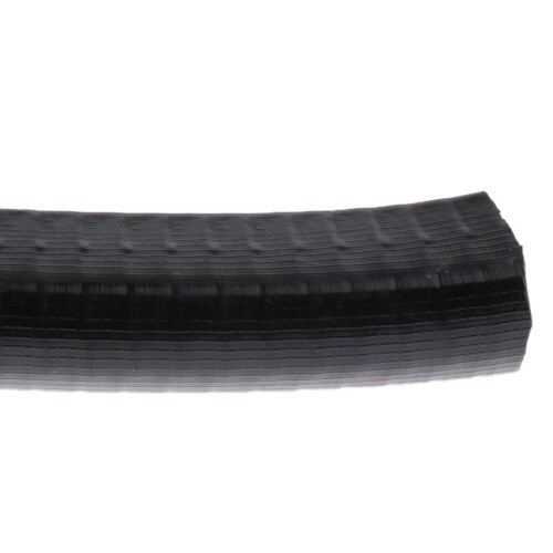 2pcs Skateboard Deck Guards Protector Longboard Board Edge Protection Black