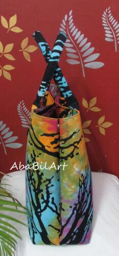 Hippie Women Mandala Tote Carry Bag Indian Handmade Mandala Print Shoulder Bags