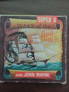 Vintage-Old-8mm-Movie-Reel-Wake-of-the-Red-Witch-John-Wayne