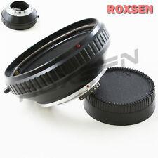 AF Confirm Hasselblad V CF Lens to Nikon F Mount Adapter D600 D800 D3200 D5200