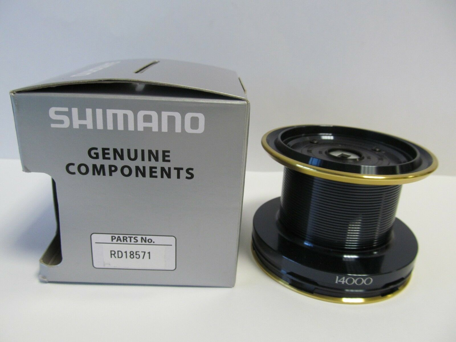 SHIMANO SPARE SPOOL TO FIT POWER AERO 14000 XSB NEW 2018 MODEL (RD 18571)