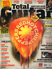 TOTAL GUITAR 229 July 2012 Learn to Play Monarchy of Roses Pantera Megadeth TAB