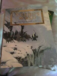 Tolkien-039-s-World-by-J-R-R-Tolkien-Paperback-1994