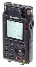 TASCAM DR-100 MKIII REGISTRATORE PORTATILE 2 TRACCE 2 MICROFONI 2 INGRESSI BILAN