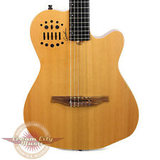 Brand New Godin Multiac ACS-SA Nylon String Acoustic-Electric Guitar Natural