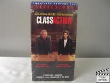 Class Action VHS Gene Hackman, Mary Elizabeth Mastrantonio; Michael Apted