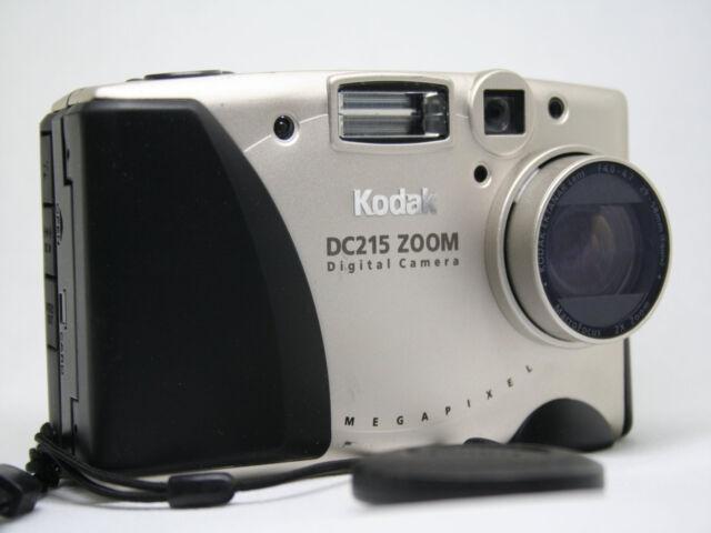 Kodak Digital Camera DC 215 Drivers for Windows 10