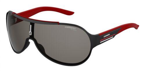 New Carrera Sunglasses 26 XAZ Black Red Sports Racing 100/% Genuine Designer