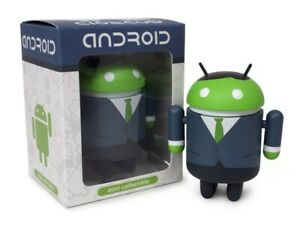 Android Mini Collectible Big Box Edition 1 Series Taxi Andrew Bell Figure