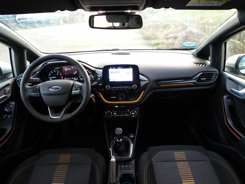 Ford Fiesta 1,0 SCTi 125 Active II - billede 6