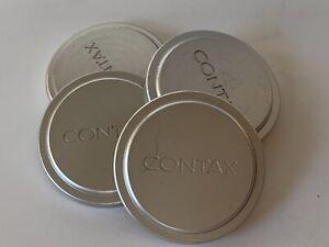 Genuine-Contax-Kyocera-Metal-Lens-Cap-57GK-54-Made-In-Japan-G2-Fits-16mm-Hologon