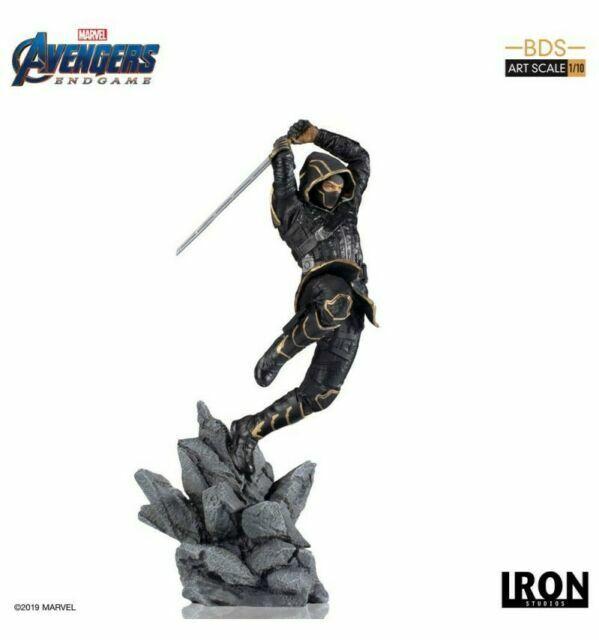 Iron Studios - Marvel  Avengers Endgame 1 10 Statue - Hawkeye Ronin - MIB