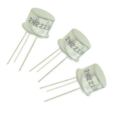 3x NOS BC109B NPN Transistor US Shipping Up to 20/% Off Guitar Pedal Fuzz Face