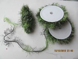 10-mtr-spools-of-dark-green-weed-coating-for-leads-or-rigs