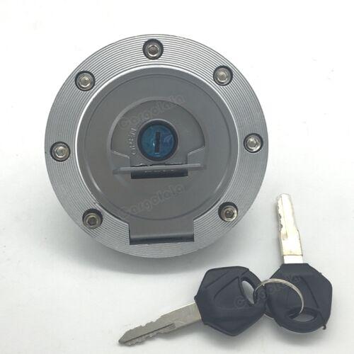 Interrupteur d/'allumage gaz combustible Cap Seat Lock Key pour Yamaha YZF-R1 1998-03 R6 1999-05