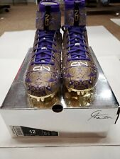 Under Armour UA C1N MC Cam Newton Rose Gold FB Cleats 1289763-900 Sz 13 Limited