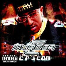 C-P-3.com [PA] by C-Murder (CD, Oct-2001, Priority)